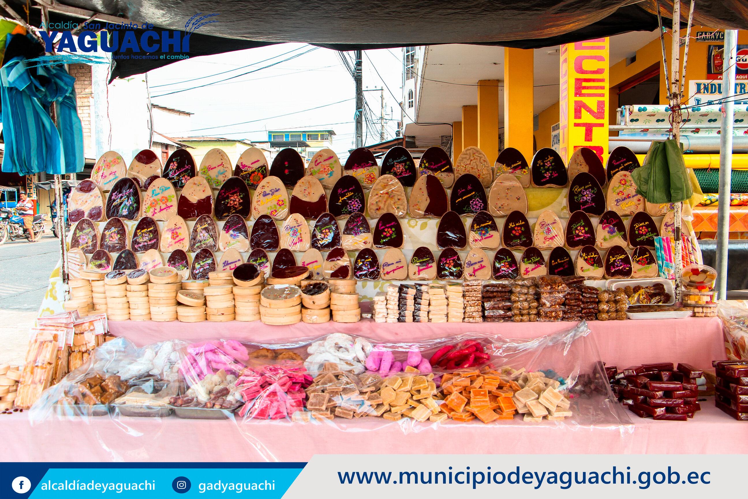 dulces-yaguachi